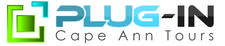 Plug-In Cape Ann Tours logo