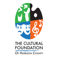 The Cultural Foundation of Harrison County logo