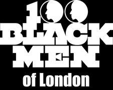 100 Black Men of London logo