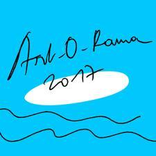 ART-O-RAMA 2017 logo