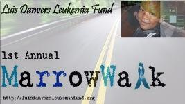 LDLF 1st Annual MarrowWalk Walkabout