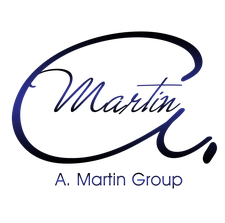 A. Martin Group logo