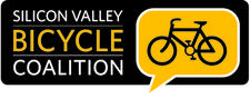 Silicon Valley Bicycle Coalition and KLA/Tencor logo