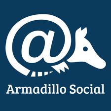 Armadillo Social logo
