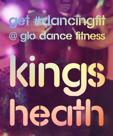 GLO Dance Fitness Kings Heath logo