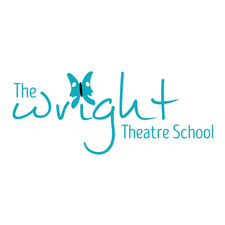 The Wright Theatre School logo