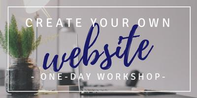 Create Your Own Website: One-Day Workshop