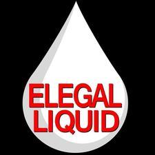 ELEGAL LIQUID logo