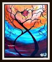 Paint Sip Denver Intertwined Sat Jan11th 6:30pm $40