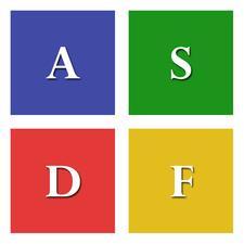 ASDF International logo