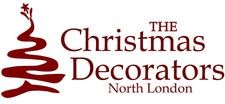 Christmas Decorators North London logo