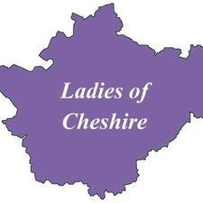 Ladies of Cheshire ~ Emma Dechoux logo