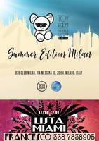 BYBLOS B38 MILANO - GIOVEDI 13 LUGLIO 2017 - SUMMER...