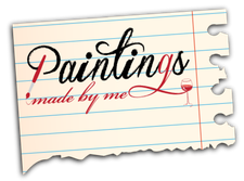 Paintings Made By Me logo