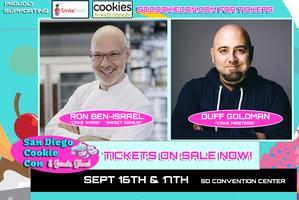 San Diego Cookie Con and Sweets Show September 16-17...