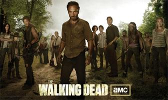 Walking Dead Viewing Party WITH SURPRISE CAST MEMBERS