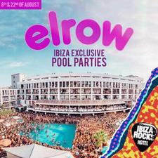 elrow at Ibiza Rocks 2017 logo