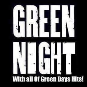 Green Night logo