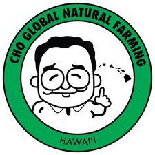 CGNF-Hawai'i (Cho Global Natural Farming Hawai'i) logo