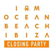 Ocean Beach Ibiza Closing Party 2017 logo