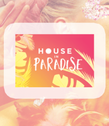 House in Paradise 2017 logo
