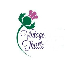 The Vintage Thistle logo
