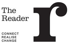 The Reader logo