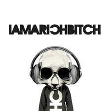 IAMARICHBITCH Ibiza 2017 logo