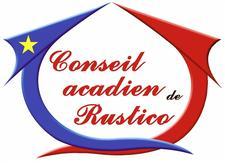 Conseil acadien de Rustico logo