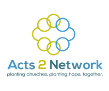 Acts 2 Network logo