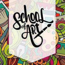 Brass Barrel School of Art logo