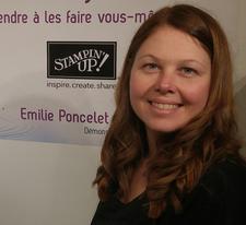 Emilie Poncelet logo