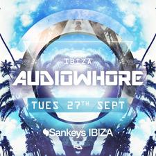 Audiowhore Ibiza 2017 logo