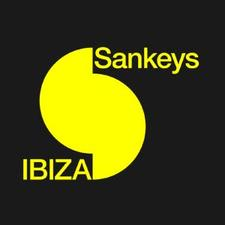 Meganite at Sankeys Ibiza 2017 logo