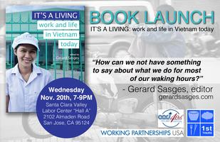 It's a Living: Work and Life in Vietnam Today Book...