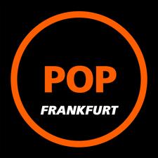 Deutsche POP Frankfurt logo
