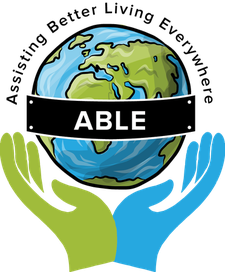 ABLE - Assisting Better Living Everywhere logo