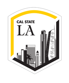 Cal State LA, College of ECST logo