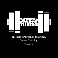 PUT IN WORK Fitness logo