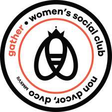 Gather • Women's Social Club logo