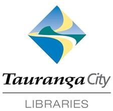 Tauranga City Libraries logo