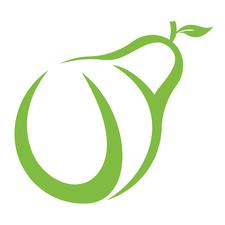 The Urban Pear logo
