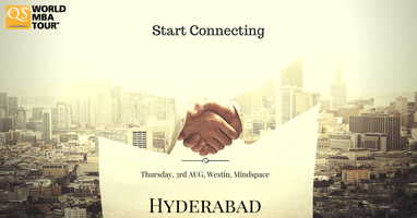 Hyderabad QS MBA Tour  - Study in US