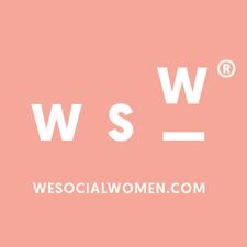 WeSocialWOMEN logo