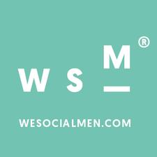 WeSocialMEN logo