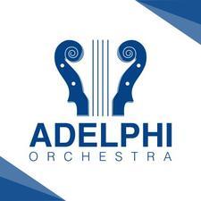 Adelphi Orchestra logo
