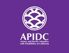 Asians and Pacific Islanders with Disabilities of California (APIDC) logo