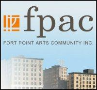 Fort Point Arts Community (FPAC) logo