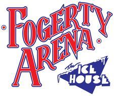 FOGERTY ARENA  logo
