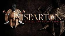 Spartan Tactical and Police Supply logo
